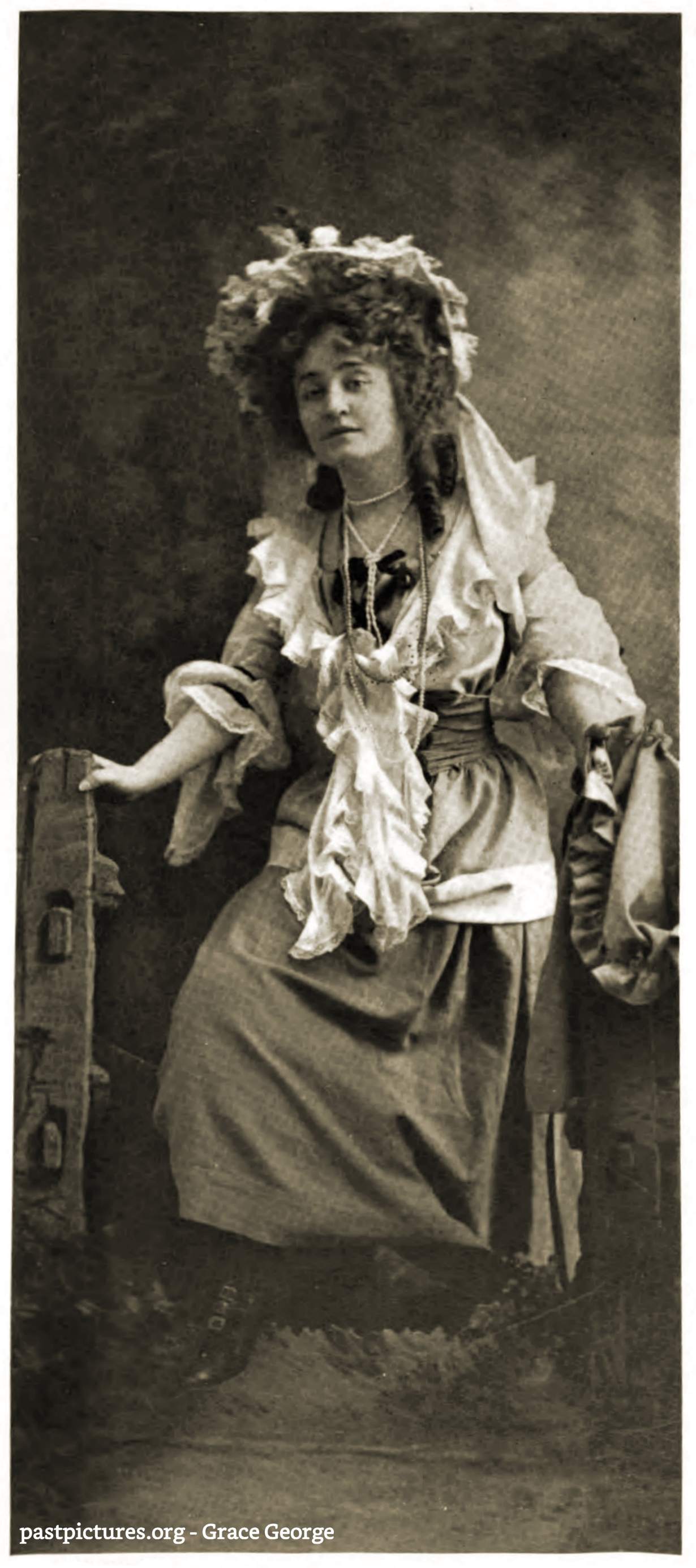 Grace George (1879 – 1961) American actress