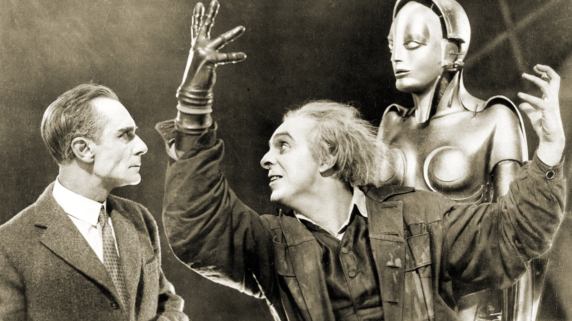 Metropolis directed by Fritz Lang 1927 (Germany)