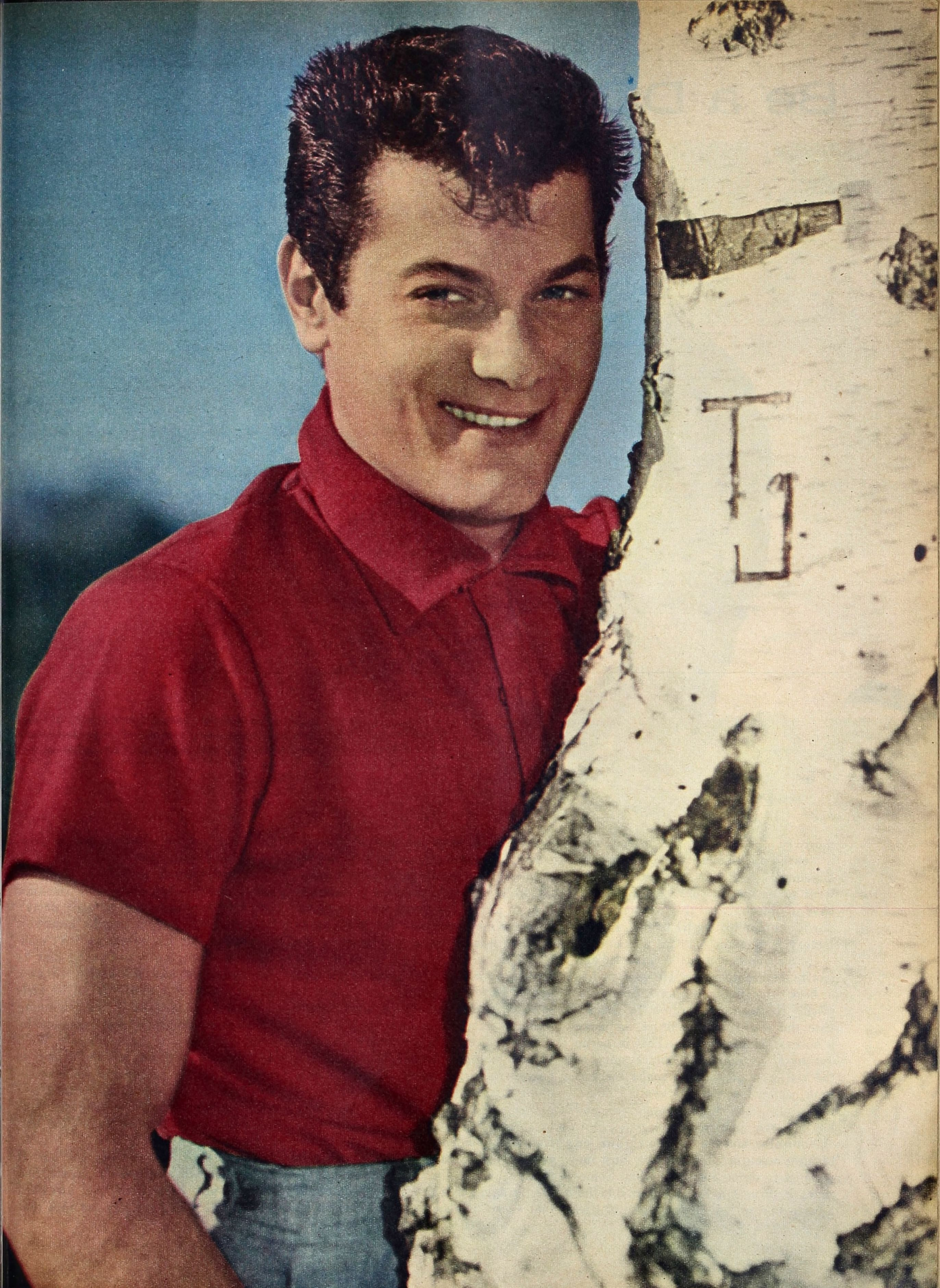 Tony Curtis (1925 – 2010) American actor