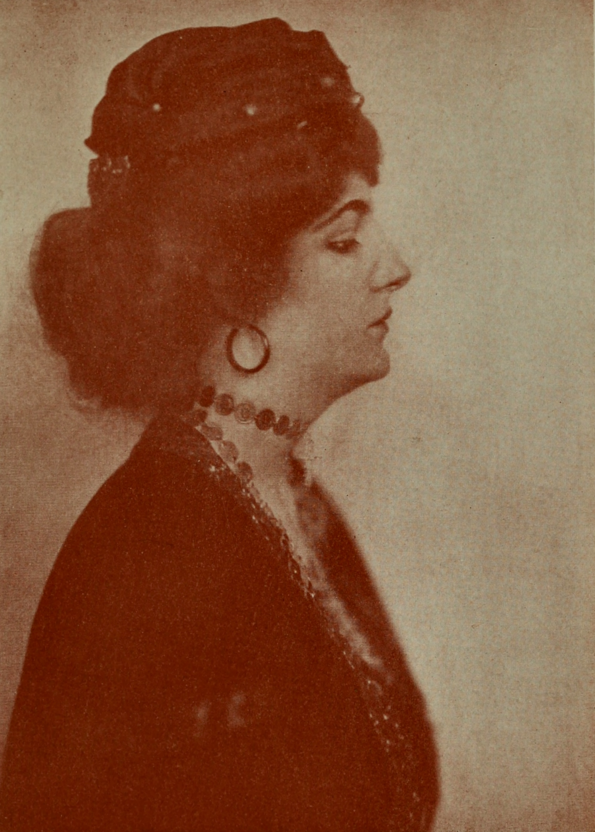 An Indian Princess by William Shewell Ellis about 1908