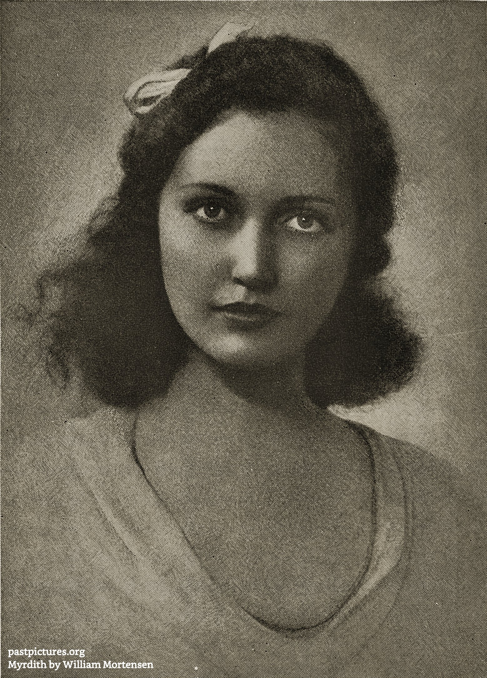 Myrdith by William Mortensen about 1937