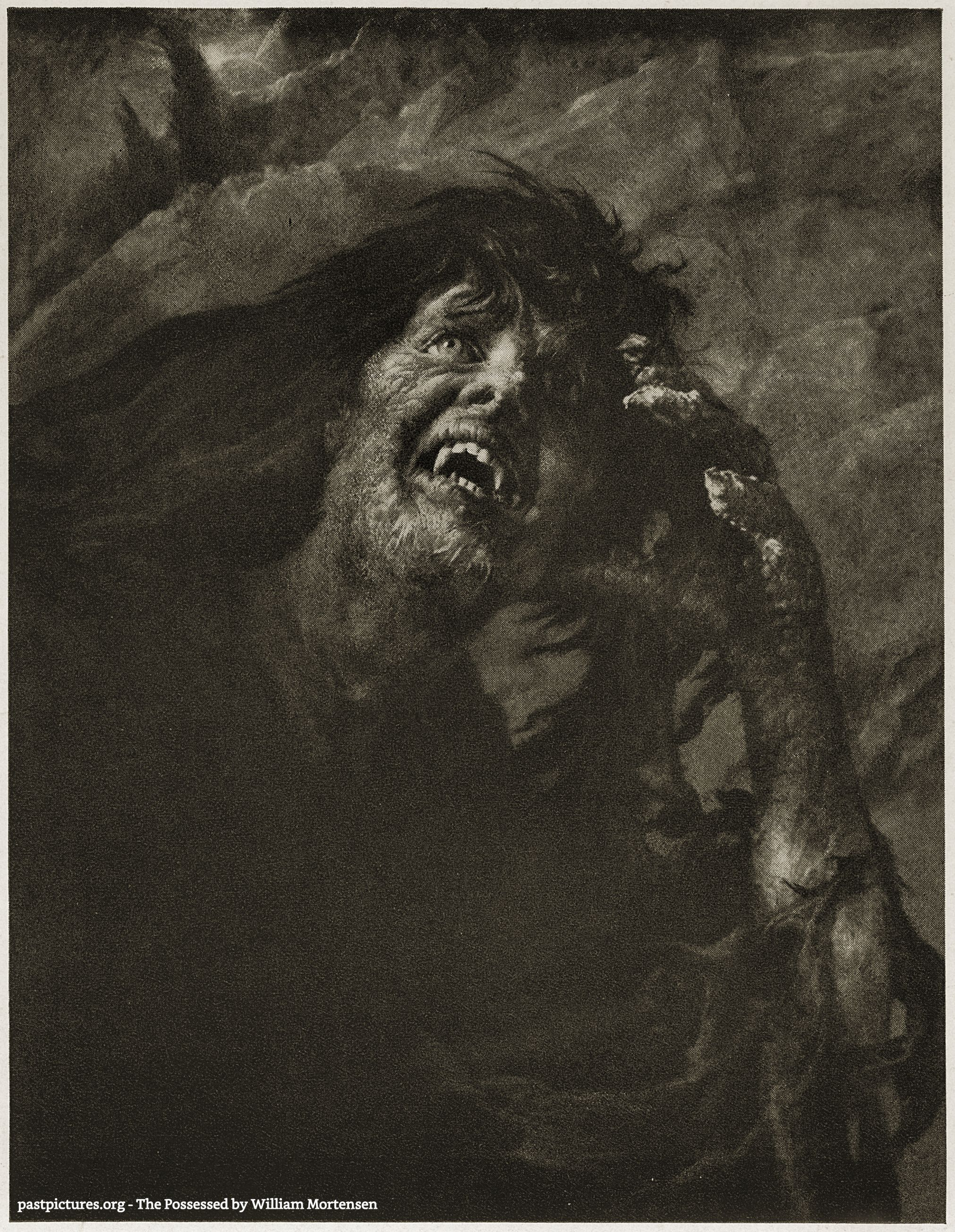 The Possessed by William Mortensen about 1930