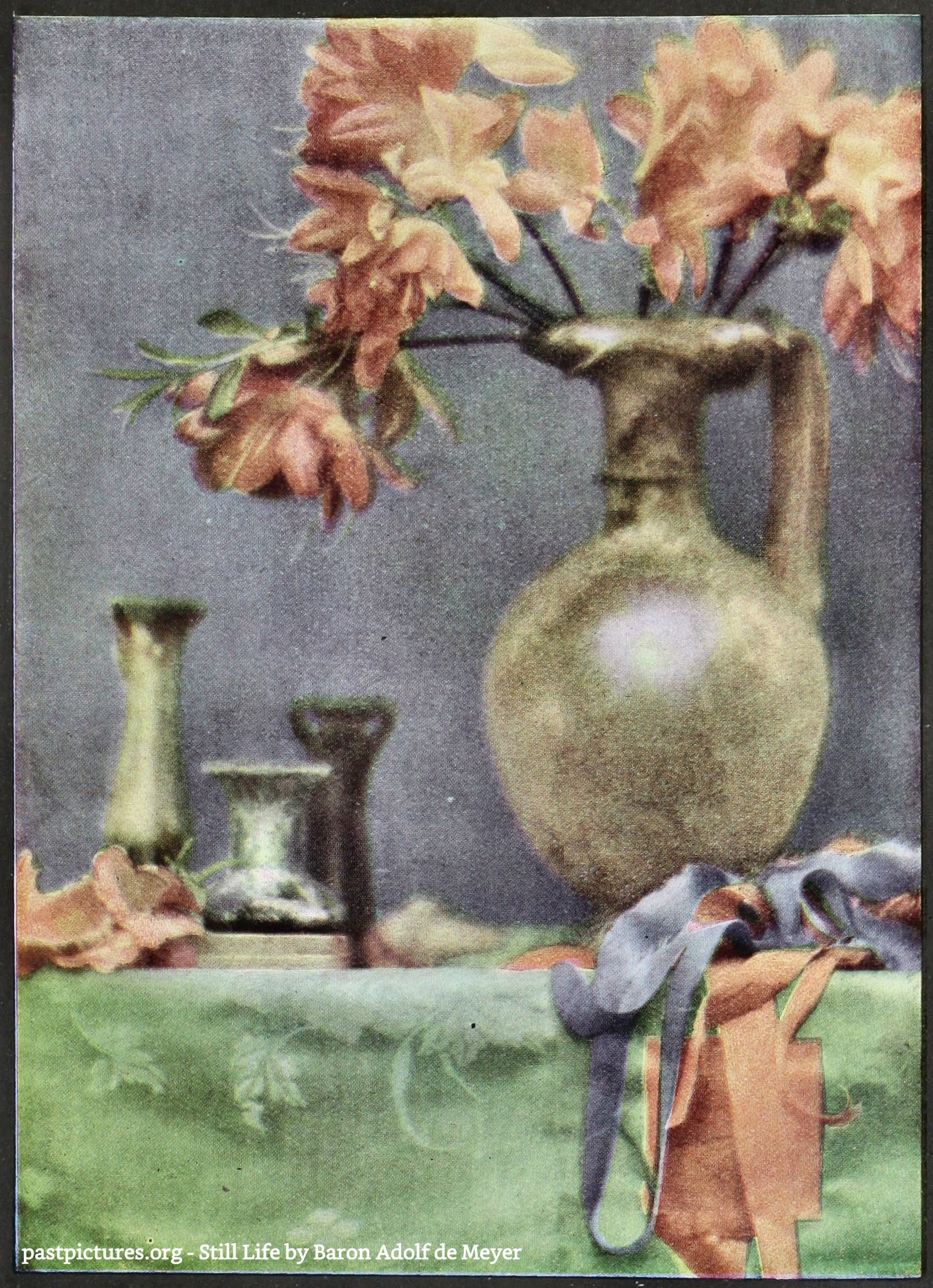 Still Life by Baron Adolf de Meyer
